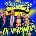Verrekkes Blaauw - De 4e Ronde  CD-Single