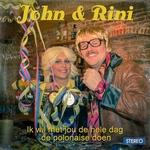 John & Rini - Ik wil met jou de hele dag de polonaise doen  CD-Single