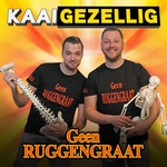 Kaaigezellig - Geen Ruggengraat  CD-Single