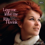 Rita Hovink - Love Me Or Leave Me (Ltd.)   LP