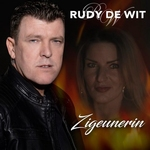 Rudy de Wit - Zigeunerin  CD-Single