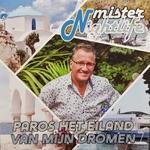 Mister Nightlife - Paros het eiland van mijn dromen  2Tr. CD Single