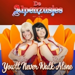 Alpenzusjes - You'll Never Walk Alone  CD-Single