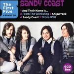 Sandy Coast- The first five Ltd.  CD6