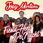 Joey Martens - Fiesta Heel De Nacht  CD-Single