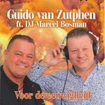 Guido van Zutphen & DJ Marcel - Voor de eeuwigheid  CD-Single