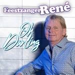 Feestzanger René - Oh darling  CD-Single