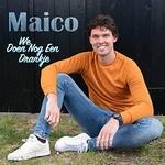 Maico - We Doen Nog Een Drankje  CD-Single