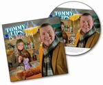Tommy Lips - De hele dag  CD-Single