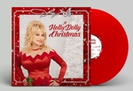 Dolly Parton - A Holly Dolly Christmas    Ltd. Opaque Red   LP
