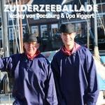 Wesley van Doesburg en Opa Wiggert - Zuiderzee ballade  CD-Single