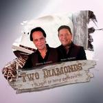 Two Diamonds - 't Is veel te lang geleden  CD-Single
