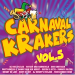Carnaval Krakers vol. 5  CD
