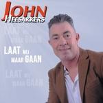 John Heesakkers - Laat mij maar gaan  CD-Single