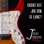 Johan Vlemmix Ft. Marja - Duurt het jou ook te lang?  CD-Single
