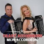 Crazy Accordeons - Mijn Accordeon  CD-Single